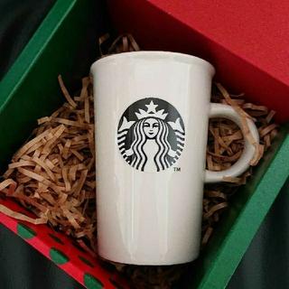 Starbucks Coffee - 【shiori様専用】スタバホリデーマグ2個&韓国スタバヨーグルト陶器2個セット