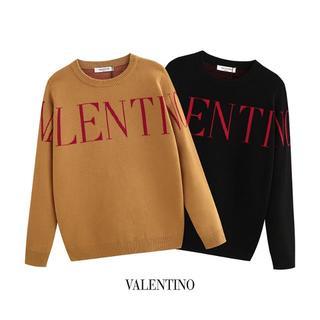 VALENTINO - 2枚14000円送料込み 男女兼用 ニット セータートレーナー 秋冬