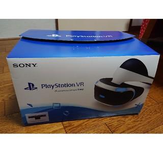 プレイステーションヴィーアール(PlayStation VR)のPSVR PlayStationCamera付属(家庭用ゲーム機本体)