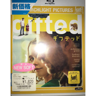gifted/ギフテッド Blu-ray