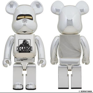 MEDICOM TOY - BE@RBRICK  SORAYAMA  1000% bearbrick 空山基