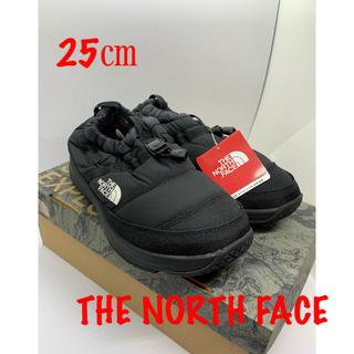 ザノースフェイス(THE NORTH FACE)の新品 ノースフェイス ブラック 25㎝ beams ヌプシライトモック IV(ブーツ)