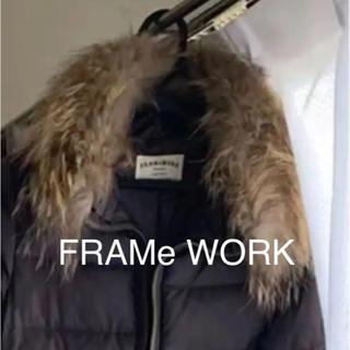 フレームワーク(FRAMeWORK)のフレームワーク ダウンコート 36(ダウンコート)