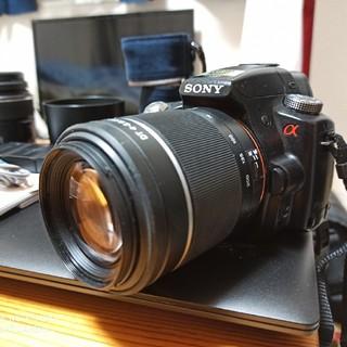 SONY - SONY α55 一眼レフカメラ