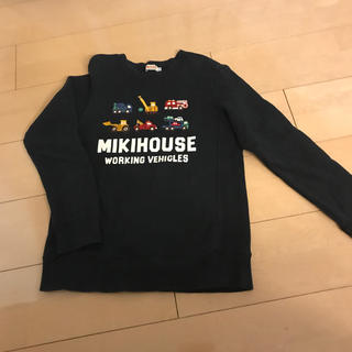 mikihouse - ミキハウス トレーナー140