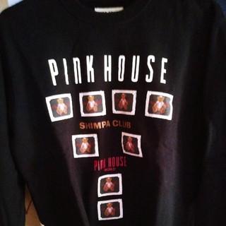 ピンクハウス(PINK HOUSE)の🐻ピンクハウステディベアちゃまワッペントレーナー🐻(トレーナー/スウェット)