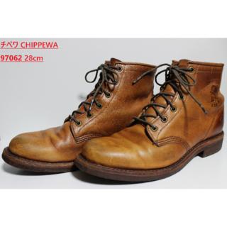 チペワ(CHIPPEWA)のチペワ CHIPPEWA 97062 28cm US10D プレーントゥ USA(ブーツ)