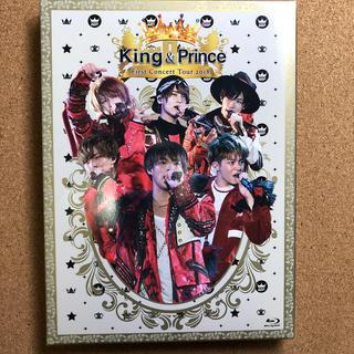ジャニーズ(Johnny's)のKing & Prince First concert tourライブDVD(男性アイドル)
