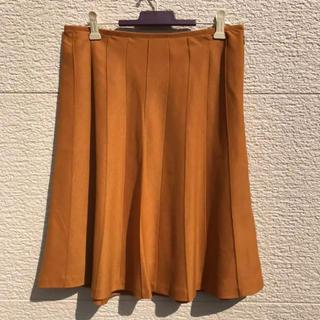 グリーンレーベルリラクシング(green label relaxing)のユナイテッドアローズ スカート 40(ひざ丈スカート)