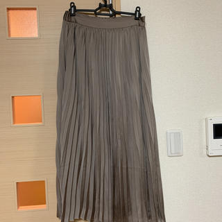 LEPSIM - ロングプリーツスカート