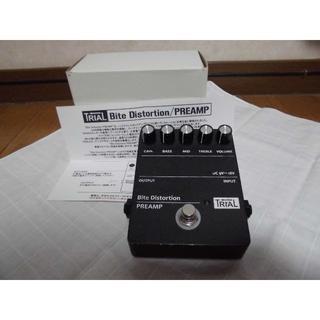 フェンダー(Fender)の【TRIAL】 Bite Distortion Preamp (エフェクター)
