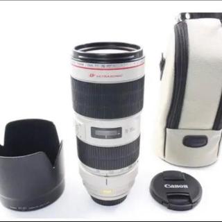 【極美品】Canon EF70-200mm F2.8L IS II USM