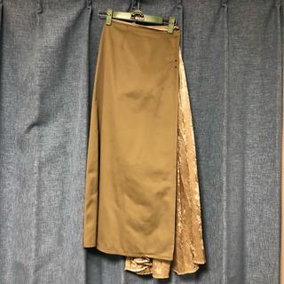 フリークスストア(FREAK'S STORE)のDickies×77circa×Freak's store ラップスカート(ロングスカート)