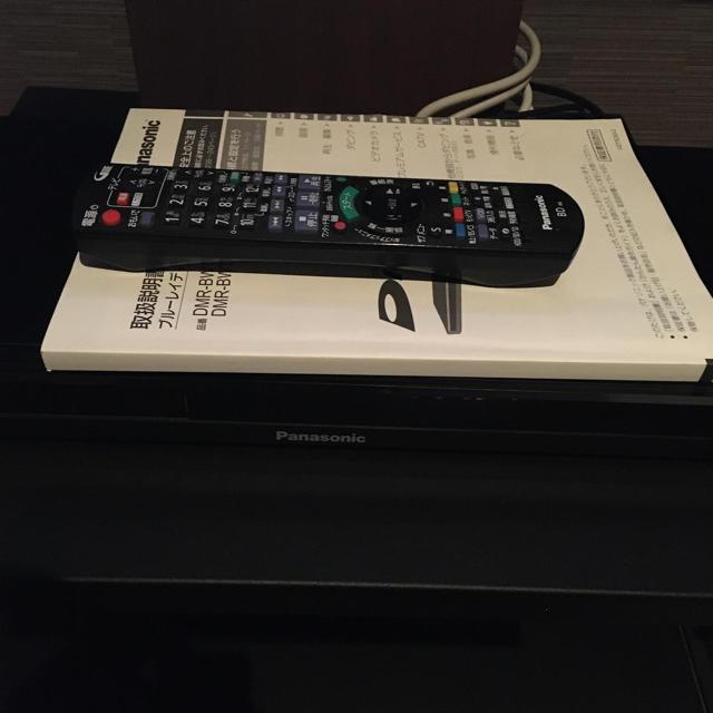 Panasonic(パナソニック)のパナソニック DMR-BWT560 2番組録画 スマホ/家電/カメラのテレビ/映像機器(ブルーレイレコーダー)の商品写真