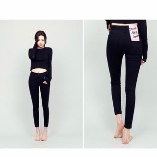 チュー(CHU XXX)の-5kg jeans chuu(スキニーパンツ)
