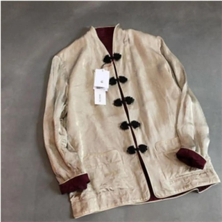 【入手困難】ROKU 6 × Dahl'ia china jacket チャイナ