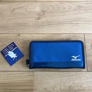 ミズノ(MIZUNO)の新品未使用 ミズノ ロングウォレット 長財布(長財布)
