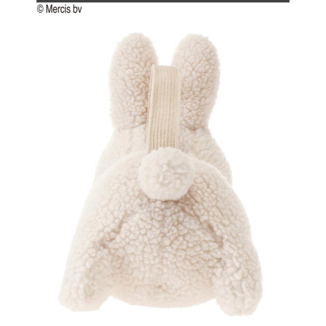 merry jenny(メリージェニー)のメリージェニー♡ミッフィー レディースのバッグ(ハンドバッグ)の商品写真