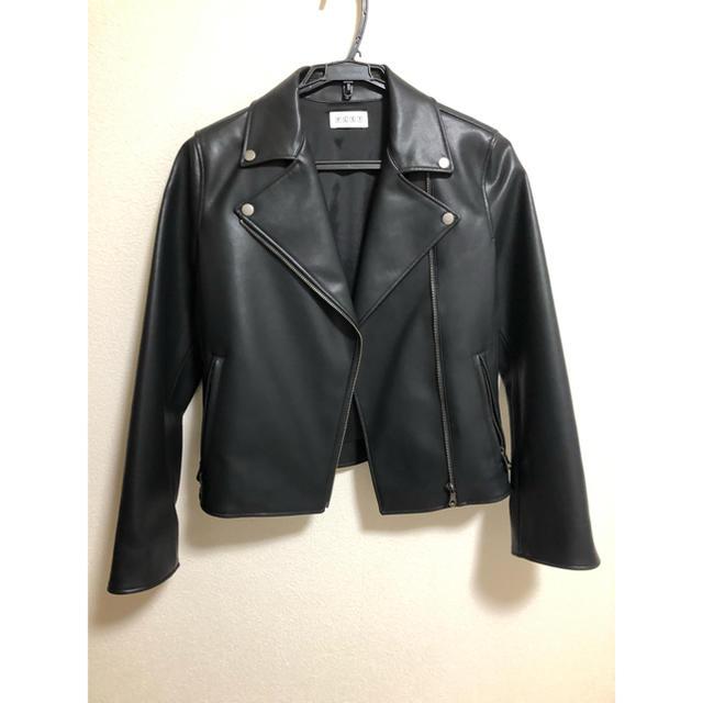 PLST(プラステ)のライダース レディースのジャケット/アウター(ライダースジャケット)の商品写真