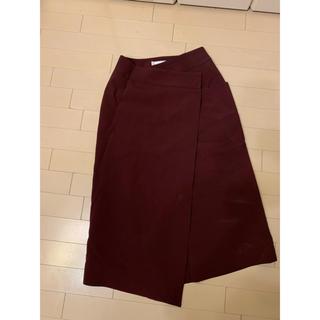 ルシェルブルー(LE CIEL BLEU)のルシェルブルー ラップスカート(ロングスカート)