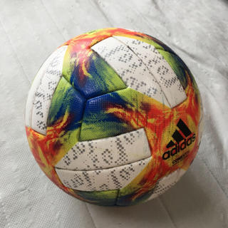 adidas - サッカーボール 5号球 公式球 コネクト19