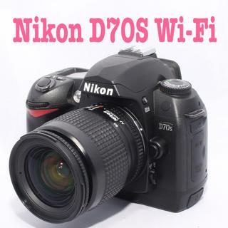 Nikon - ❤ニコン デジタル一眼レフ❤Nikon D70S レンズセット❤