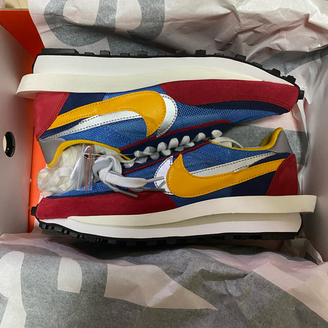 sacai(サカイ)のナイキ サカイ Nike Sacai LD waffle メンズの靴/シューズ(スニーカー)の商品写真