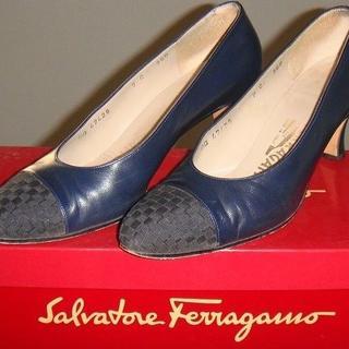 Salvatore Ferragamo - 【期間限定特価!】 フェラガモ ハイヒール『ROMANTICA』