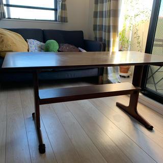 MUJI (無印良品) - 無印 リビングでもダイニングでもつかえるテーブル