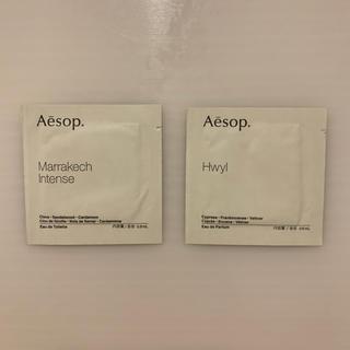 イソップ(Aesop)のaesop イソップ  マラケシュ ヒュイル 試供品セット(ユニセックス)
