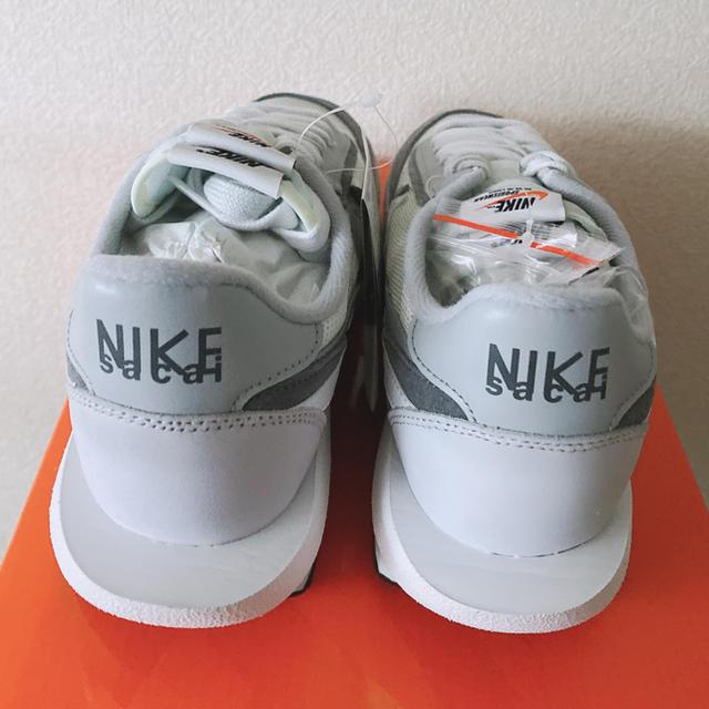 NIKE(ナイキ)の27.5cm NIKE SACAI LD Waffle Summit White メンズの靴/シューズ(スニーカー)の商品写真