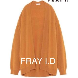 フレイアイディー(FRAY I.D)のFRAY I.D  ◇ドルマンカーデ◇ フレイアイディー(カーディガン)