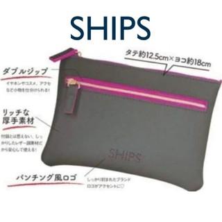 SHIPS - SHIPS  シップス ポーチ