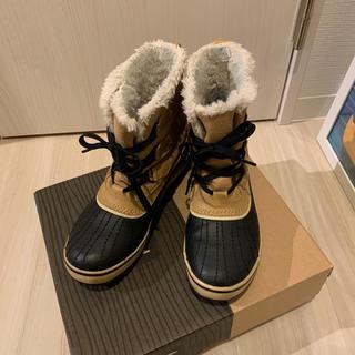 ソレル(SOREL)のSOREL ソレル TIVOLI ティボリ ボア スノー ブーツ(ブーツ)