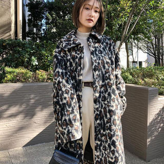 moussy - ゆかさんななこさん着用♡MOUSSY BACK TUCK A LINEコート♡