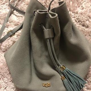 アグ(UGG)の最終値下げ UGG レディース  巾着バッグ(ショルダーバッグ)