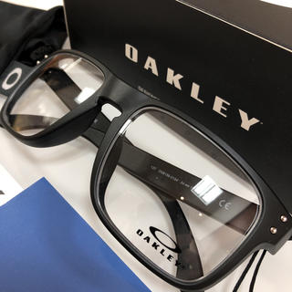 オークリー(Oakley)のOAKLEY オークリー 8156-0154 ホルブルック 8156-01 眼鏡(サングラス/メガネ)
