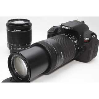 Canon - ❤️ド迫力Wズーム❤️Canon EOS Kiss X7i ダブルズームキット
