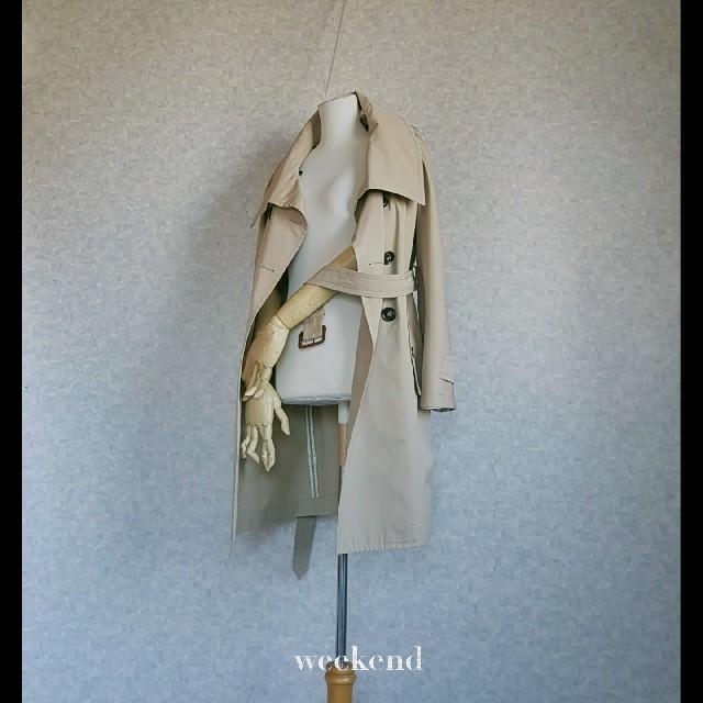 Max Mara(マックスマーラ)の超高級 マックスマーラ 一級品イタリア製デザインコート ウィークエンド  レディースのジャケット/アウター(その他)の商品写真