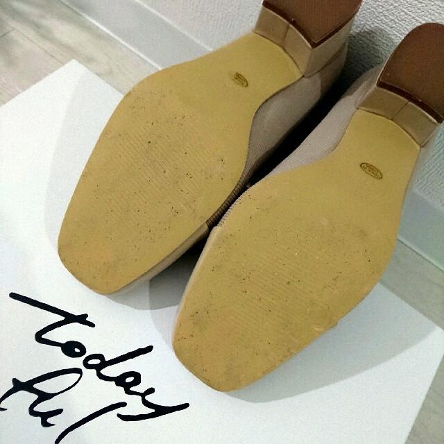 TODAYFUL(トゥデイフル)の【Yuuuka様専用】美品 TODAYFUL Rib Sox Boots  レディースの靴/シューズ(ブーツ)の商品写真
