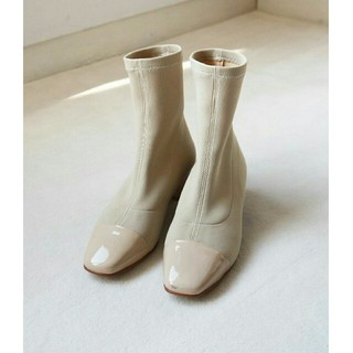TODAYFUL - 【美品】完売 TODAYFUL Rib Sox Boots ショートブーツ