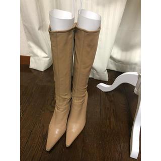 ピンキーアンドダイアン(Pinky&Dianne)の【Pinky&Dianne】スタイル良く見えるブーツ(ブーツ)