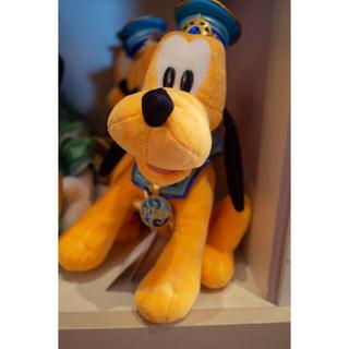 Disney - 35周年 プルートぬいぐるみ(袋保管)