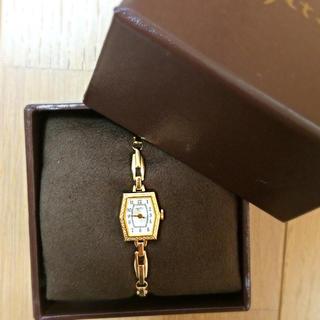 アガット(agete)のagate 腕時計 美品(腕時計)