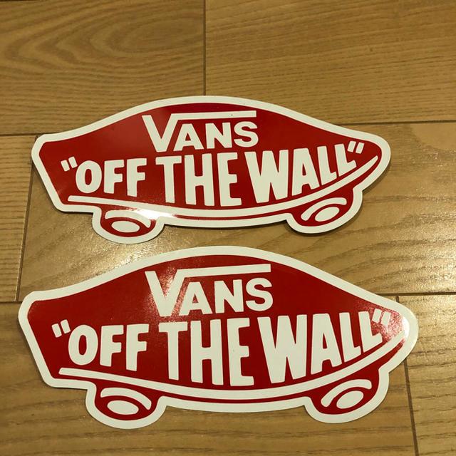 VANS(ヴァンズ)の【非売品】VANS 非売品アイテム4点セット+おまけ エンタメ/ホビーのコレクション(ノベルティグッズ)の商品写真