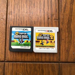 任天堂 Nintendo ニンテンドー 3DS NEW スーパーマリオブラザーズ