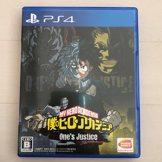 PlayStation4 - 僕のヒーローアカデミア One's Justice PS4
