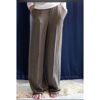 ジョンリンクス(jonnlynx)のjonnlynx suave elastic pants ストライプ(その他)