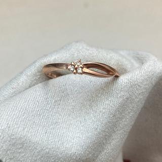 ヨンドシー(4℃)の4°C リング 指輪 8号(リング(指輪))