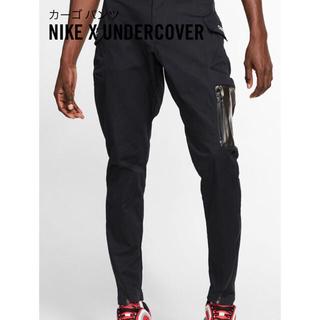 アンダーカバー(UNDERCOVER)のNike undercover カーゴ パンツ M(ワークパンツ/カーゴパンツ)